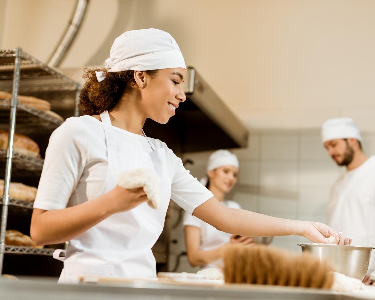 Career Focus: Baker
